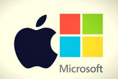 एपल माइक्रोसॉफ्ट