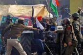 किसान ट्रैक्टर रैली, दिल्ली पुलिस