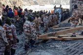 चमोली में आई आपदा के बाद राहत कार्य