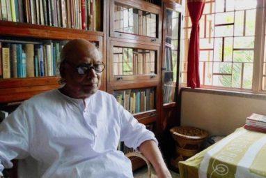 बांग्ला कवि शंख घोष