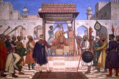 जहांगीर के दरबार में थॉमस रो